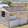 THE PHOTOVOLTAIC GREENHOUSE